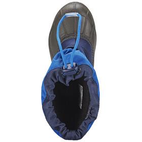 Columbia Powderbug Plus II - Bottes Enfant - gris/bleu